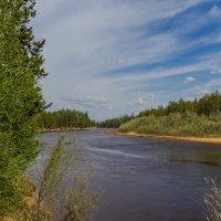 На реке Амне :: Дмитрий Сиялов