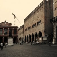 Piazza Cavour, Римини :: Larisa Ulanova
