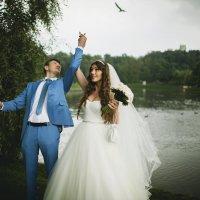 Свадьба Кати и Саши :: Ольга Коблова