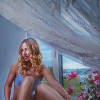 У окна :: Анна Forsbakka (Романова)