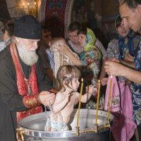 Крещение :: Юрий Борзов