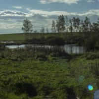 Озеро :: Яков Реймер