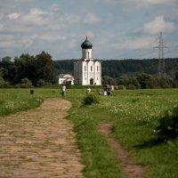 Дорога к храму :: Светлана .