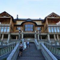 Резиденция бывшего президента Украины Виктора Януковича :: Наталья Джикидзе (Берёзина)