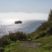 В лазури неба пропадало море :: Андрей Шаронов