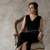 Роковое платье :: Наталья