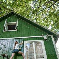 И будет старый дом как новый! :: Ирина Данилова