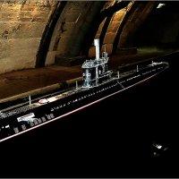 Подземный бъект 825 ГТС. У причала ДПЛ... :: Кай-8 (Ярослав) Забелин