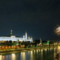 День города Москва :: Евгений Мергалиев
