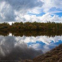 река Зима :: Алексей Белик