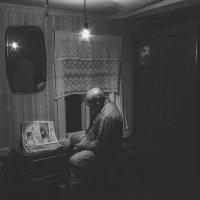 На краю света :: Роман никандров