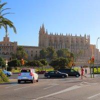Кафедральный собор - Пальма-де-Майорка :: ALEX KHAZAN