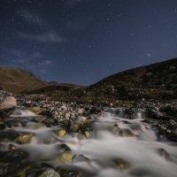 Лунная ночь. :: Dmitriy Sagurov