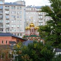 Храм Николая на Берсеневке. :: Oleg4618 Шутченко