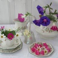 Вместо чая и конфет... :) :: Mariya laimite