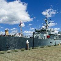 Исторический военный корабль HMCS Sackville :: Юрий Поляков