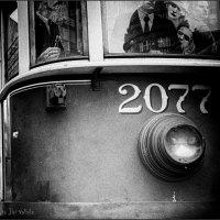 трамвае № 2077 :: Jiří Valiska