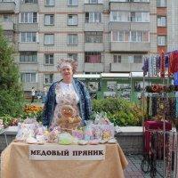 Экспозиция Пряники :: Наталья Золотых-Сибирская