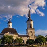 Собор в Череповце :: Сергей Тагиров