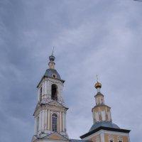 Церковь в Угличе :: Сергей Тагиров