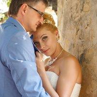 Моя любовь, моё счастье...Евгения & Александр :: Вероника Пастухова
