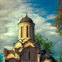 Спасский собор.Храм расписанный Андреем Рублёвым :: Alent Vink