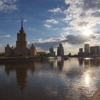 """Гостиница """"Украина"""" :: Юрий Кольцов"""