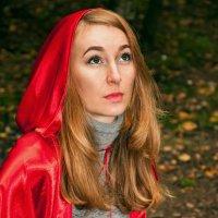 Красная шапочка :: Anna Enikeeva