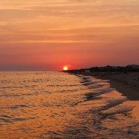 Любуемся закатом! :: Валентина Данилова