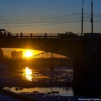 Вечер трудного дня :: Александр Горбунов