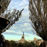 Отражение в  фонтане :: Татьяна Пальчикова