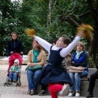 Танец для всех :: Елена Смирнова