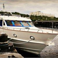 Яхта командующего СФ :: Кай-8 (Ярослав) Забелин