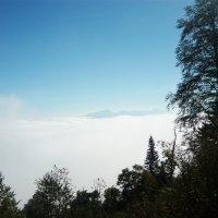 Над облаками :: Надежда