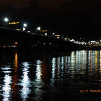 Ночная радуга бликов :: Ivanova
