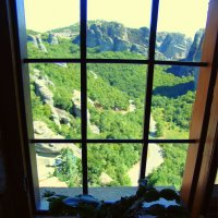 Вид с окна.Метеоры. :: Оля Богданович