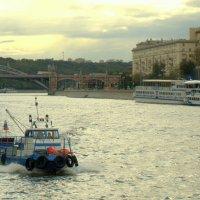 ..На речке, на речке, на том бережочке ... :: Арина Дмитриева
