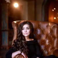 portrait :: Екатерина Долганова