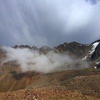 Погода менялась на глазах: то солнце пекло, то дождь с ледяным ветром, то град, то снег. :: Anna Gornostayeva