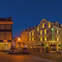 Уголок старого города :: Леонид Соболев