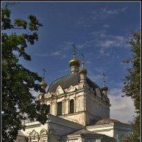Собор Благовещения Пресвятой Богородицы в Гжатске, 1897-1900 :: Дмитрий Анцыферов