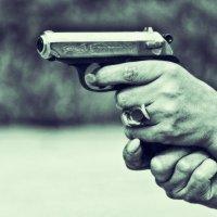 Оружие в руках женщины! :: Inessa Shabalina