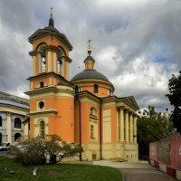 Храм великомученицы Варвары :: Александр Шурпаков