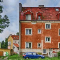 Дом на окраине :: Евгений Кривошеев
