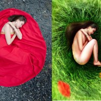 сон (до и после) :: Veronika G