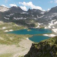 Озеро Безмолвия. :: Иркиза Снежная