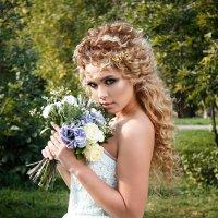 Загадочная невеста Алина :: Вероника Пастухова