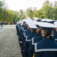 Посвящение в кадеты :: Мария Какоткина
