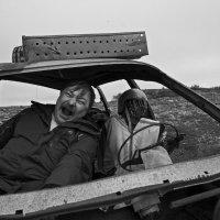 Безумные гонки :: Александр Павленко