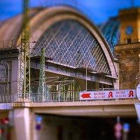 Дрезден. Вокзал :: Татьяна Каримова